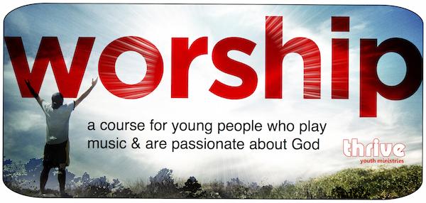 worship course logo