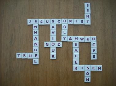 Scrabble worship