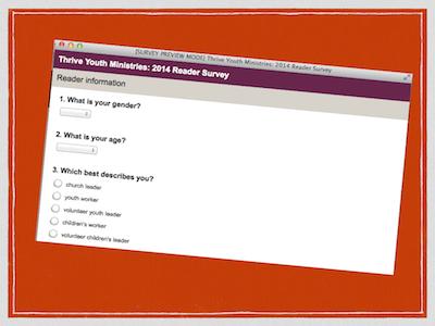 reader survey 2014