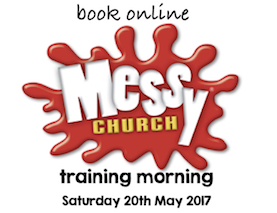Thrive Messy Church training event