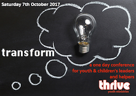 Transform 2017 – Book your tickets