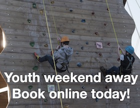 Youth weekend – Book your tickets