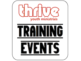 Thrive's training events