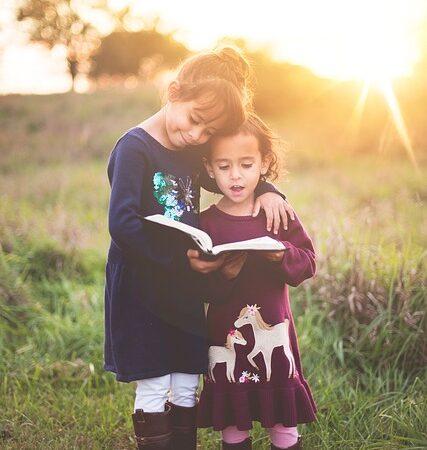 Children's work hub – encouraging children in using their gifts