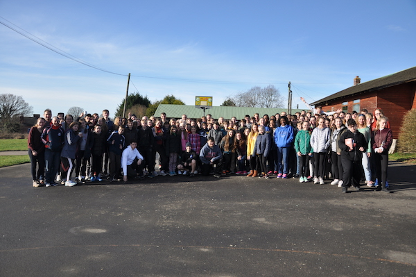 Thrive's Basecamp youth weekend attended by over 100 people