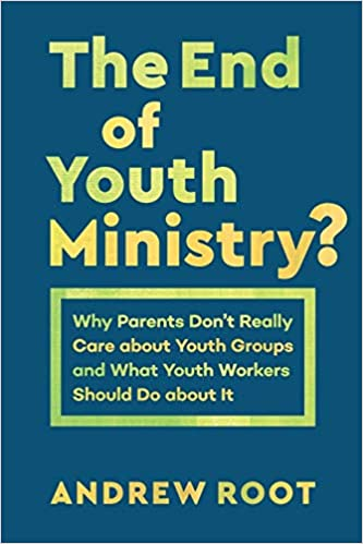 the end of youth ministry book cover